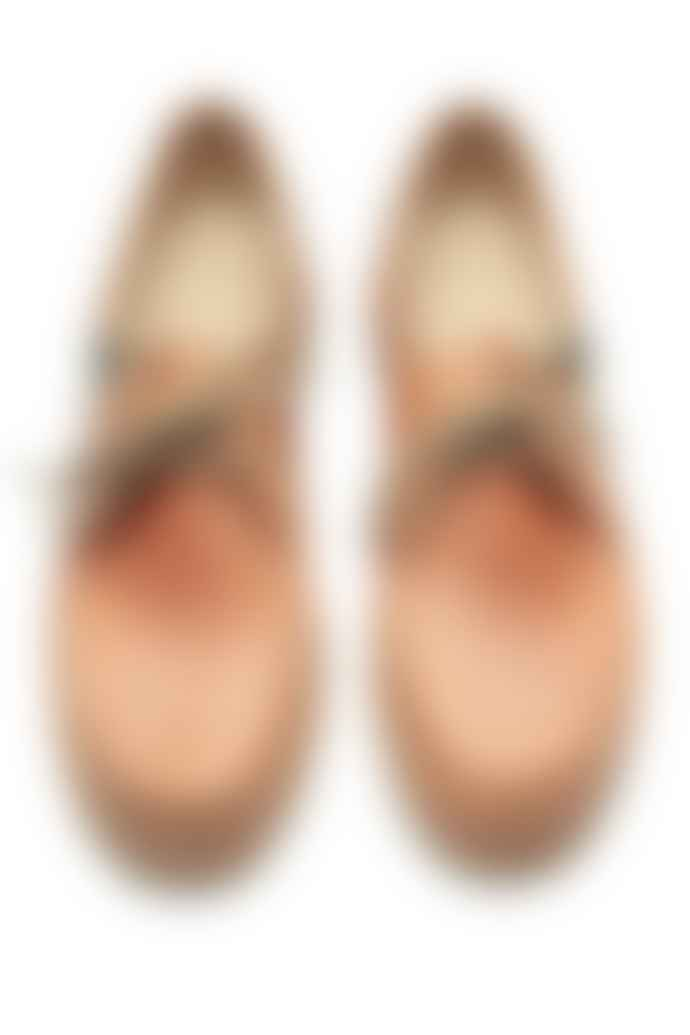 Paraboot Camel Michael Derbies Shoes