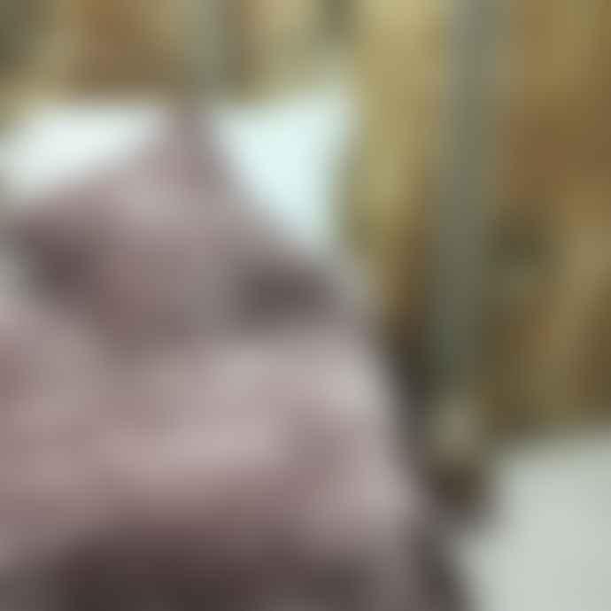 Forever England Pink Velvet Bedspread Kingsize 240 X 260 Cm