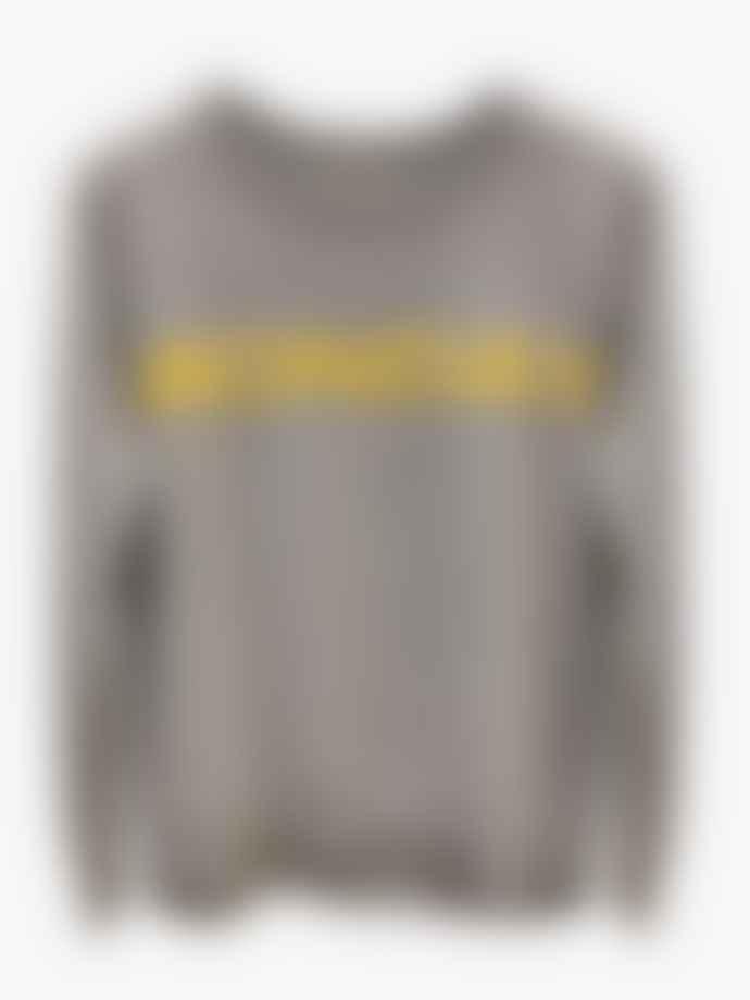 LULU'S LOVE Monday Cashmere Jumper Grey
