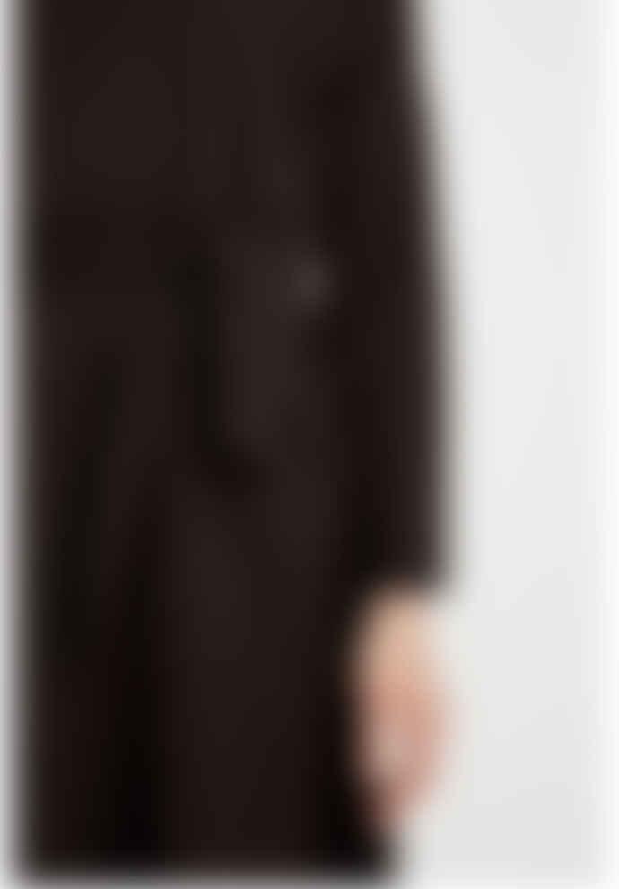 People Tree Pippi Dress in Black
