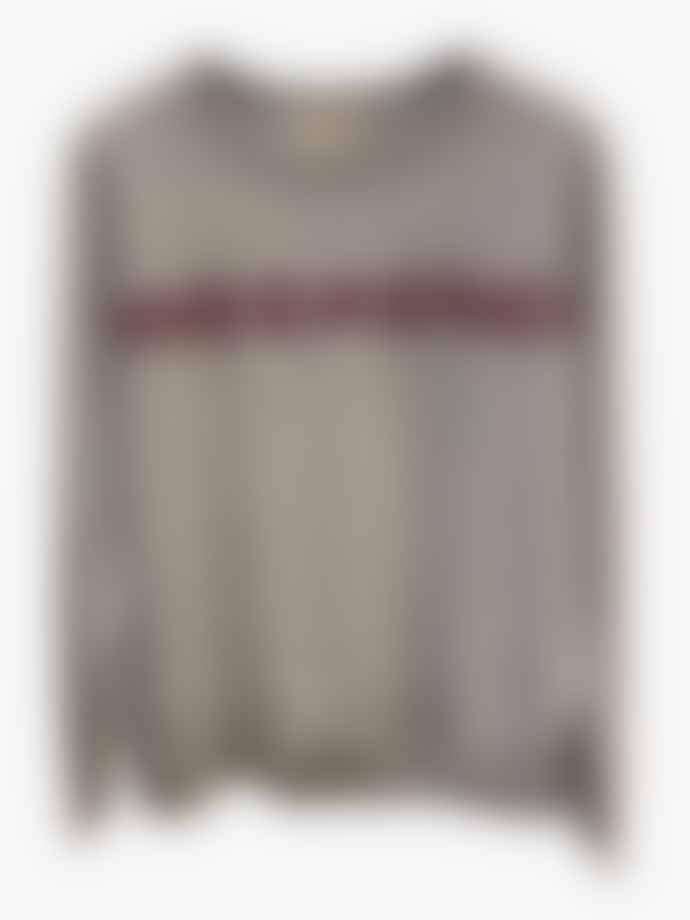 LULU'S LOVE Grey Weekend Cashmere Jumper