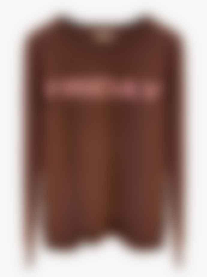 LULU'S LOVE Brown Friday Cashmere Jumper