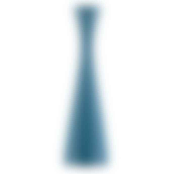Designs By Colour Tall Petrol Blue Candle Holder