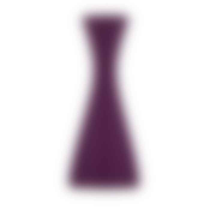 Designs By Colour Medium Purple Candle Holder