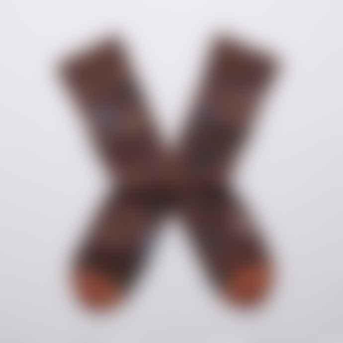 Bonne Maison Chestnut Dream Cotton Unisex Socks