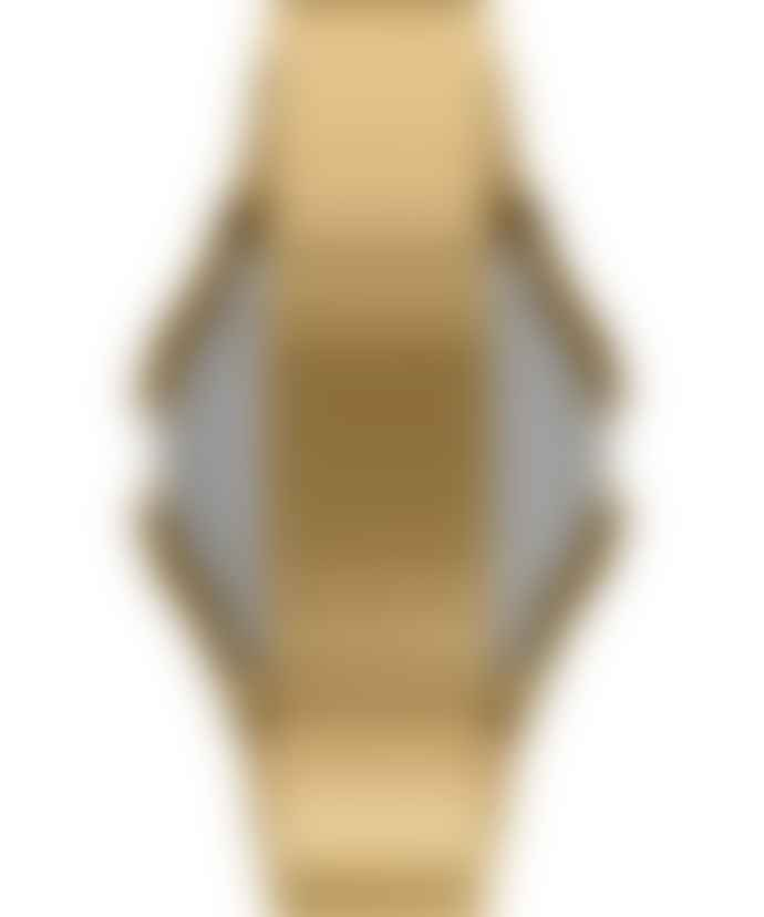 Timex 34mm Gold T80 Watch