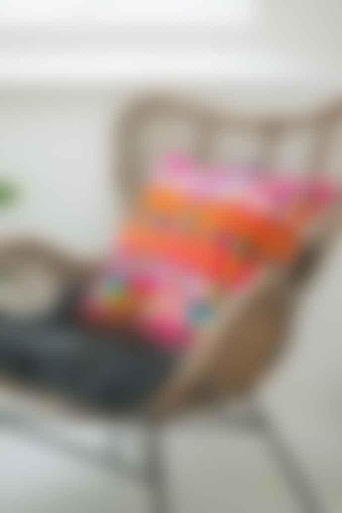 Ian Snow Buito Vintage Peruvian Cushion Cover