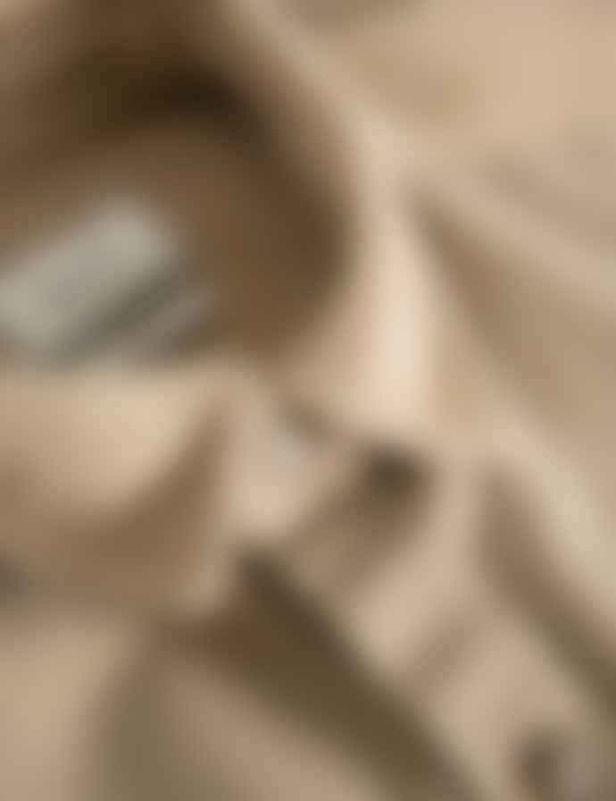 foret Geyser Cord Canvas Shirt