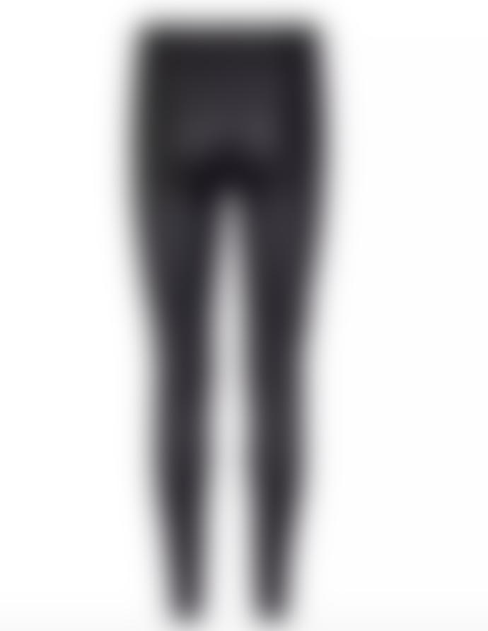 Mos Mosh Lucille Stretch Leather Legging Black