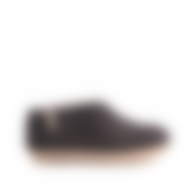 Egos Copenhagen Black Slipper Shoe