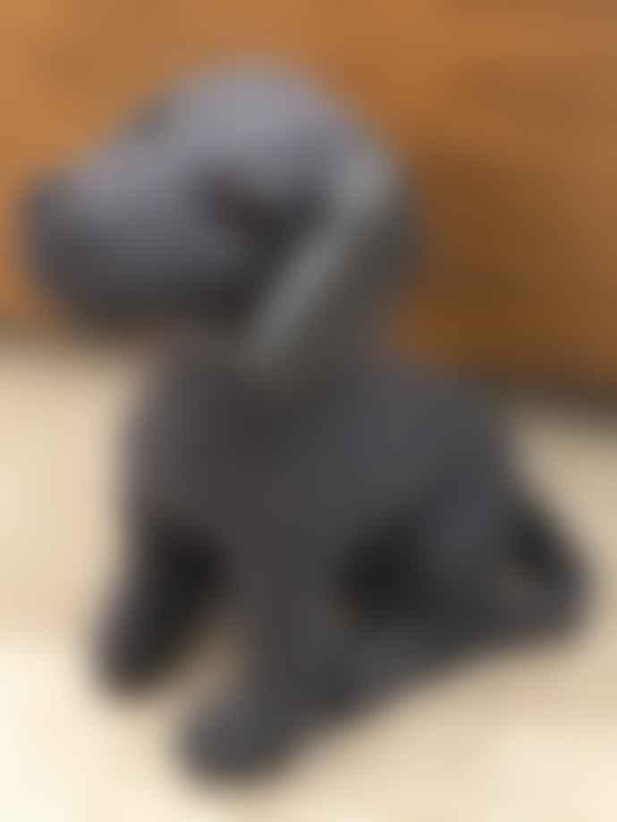 Baylee Black Labrador Doorstop