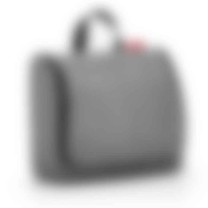 Reisenthel  XL Twist Silver Large Foldable Toilet Bag
