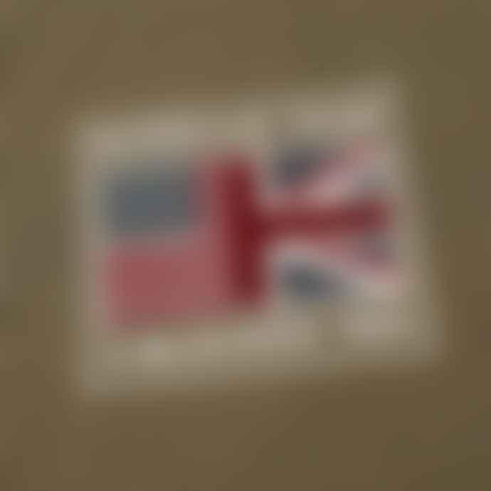 Barbour International Barbour International Steve McQueen Flag Tee Olive