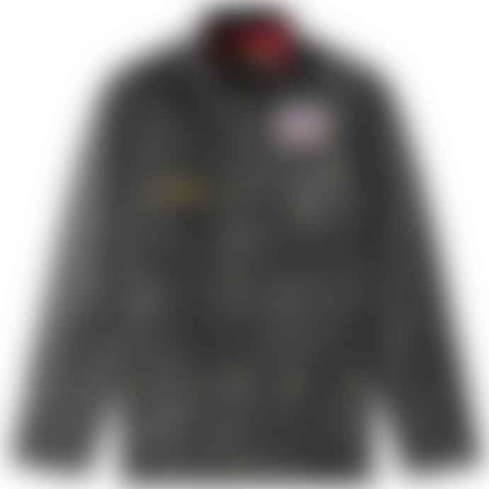Barbour International Barbour International Union Jack Jacket Black