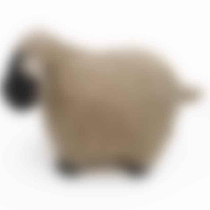 Laurie Sheep Doorstop