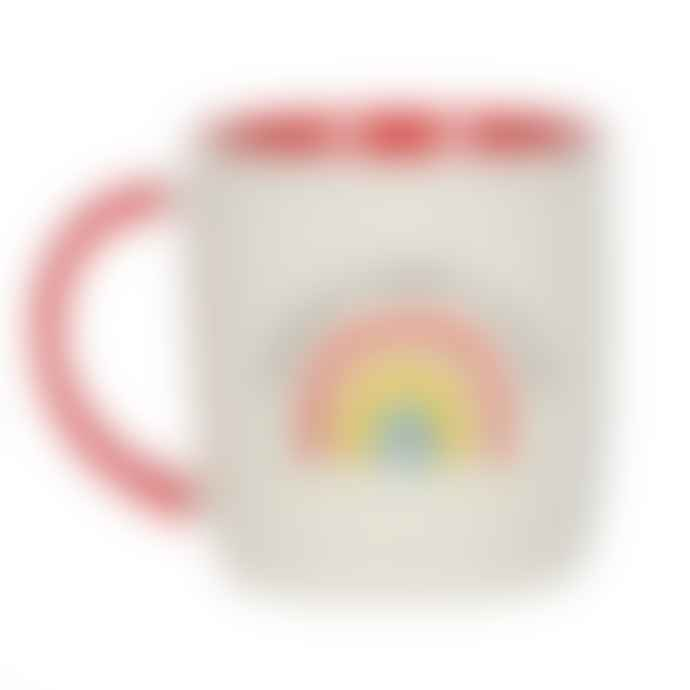 Juul at Home Mummy You Brighten My Day Rainbow Mug