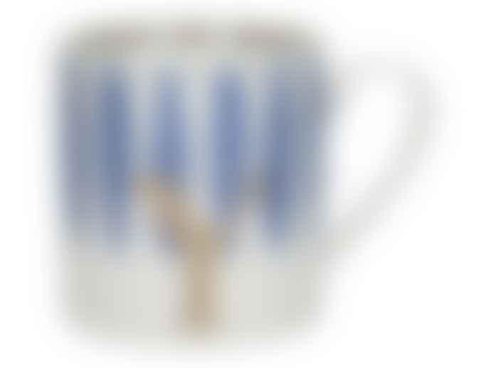 Creative tops Alphabet Letter Patterned Mug