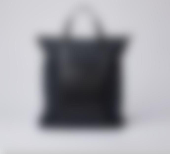 Sandqvist  Marta Bag Black With Black Leather