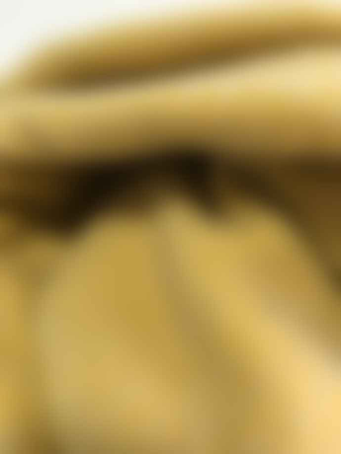 D&T Punto Wool Blanket Yellow Beige FB 3607