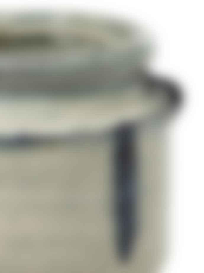 Serax Hand Glazed Zerba Pot Large
