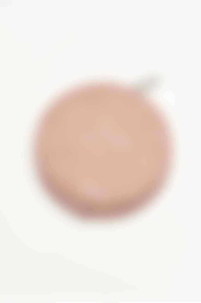 Estella Bartlett  9.6cm Pink Blush Snake Effect Coin Purse