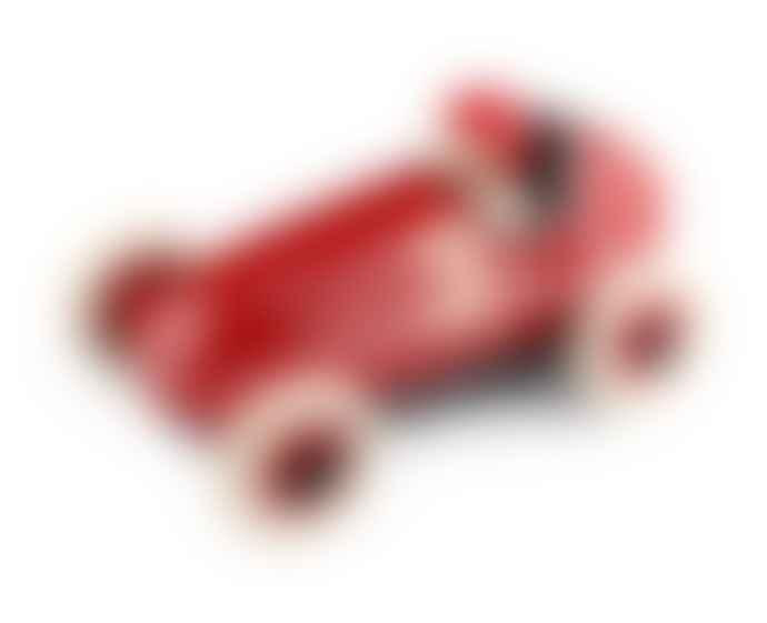 Playforever Bruno Racing Car Red