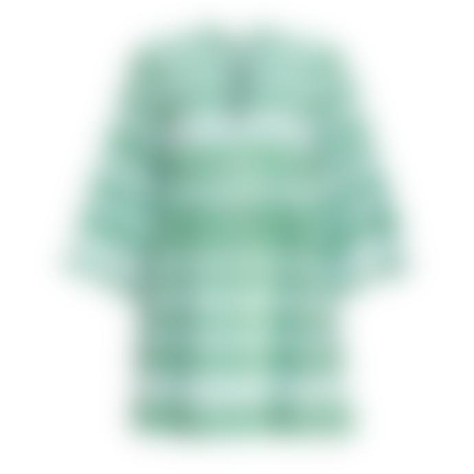 Devotion Twins Short Zakar Elena Dress Green