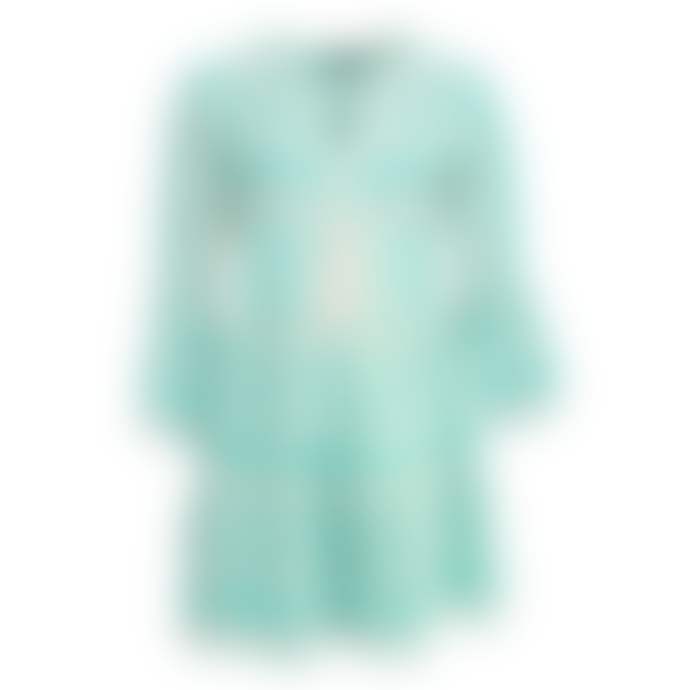 DEVOTION Short Aztek Ella Dress Mint