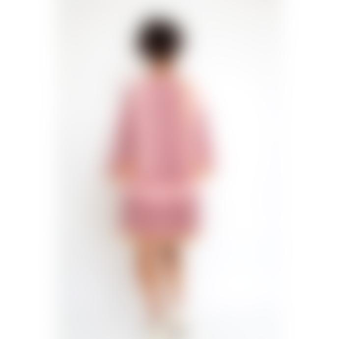 DEVOTION Short Zakar Loanna Dress Pink/ Yellow