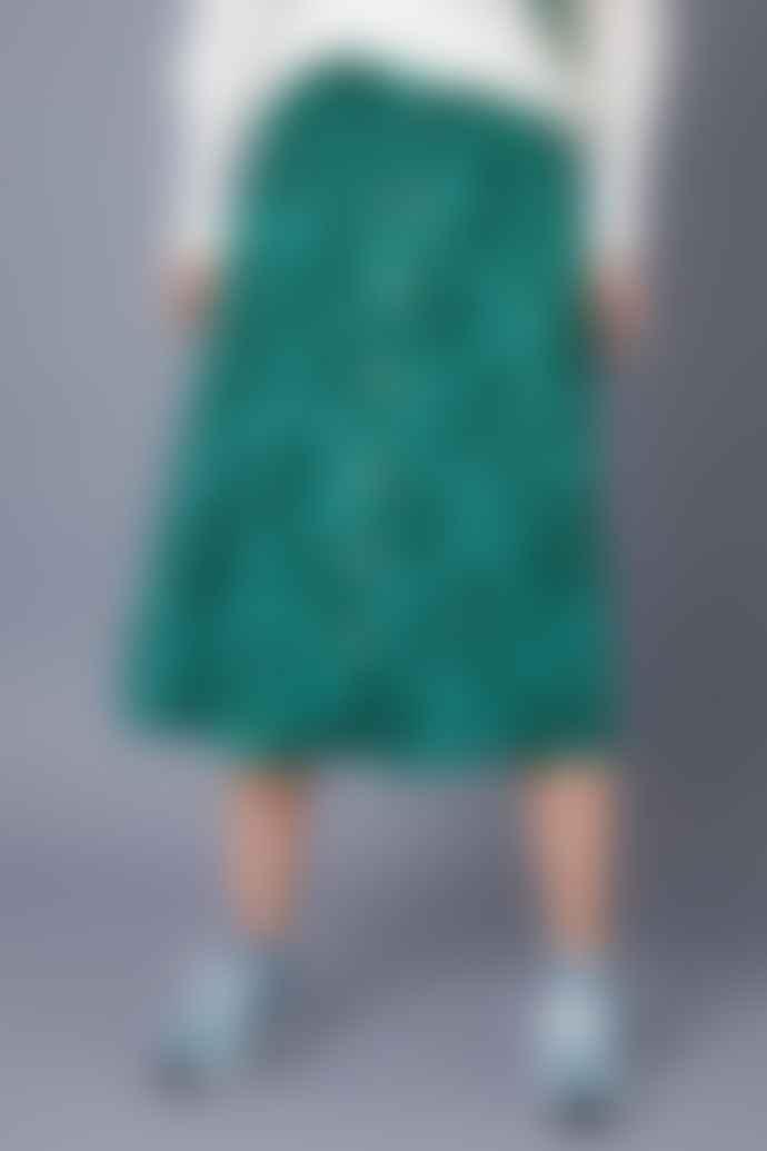 Blendshe Menne Printed Skirt