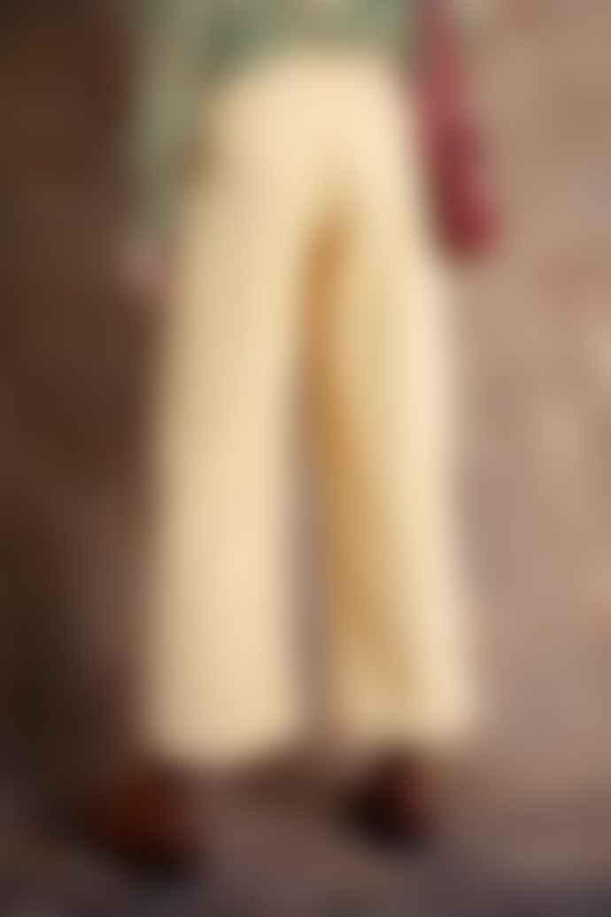 Blendshe Londa Popcorn Cropped Pants