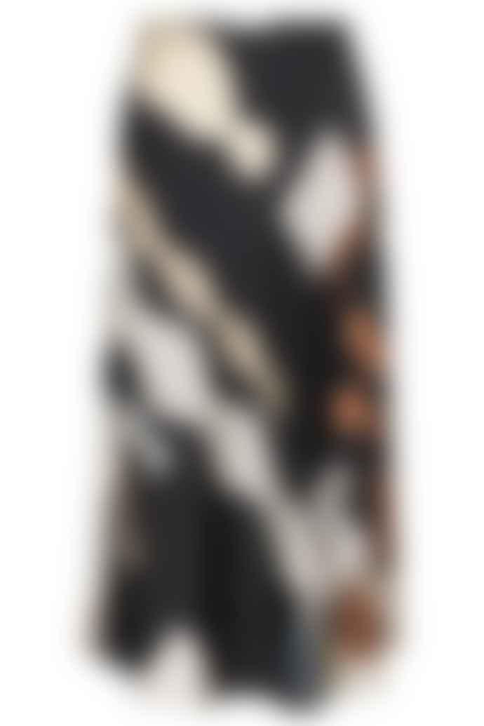 Munthe Eastvale Printed Bias Skirt