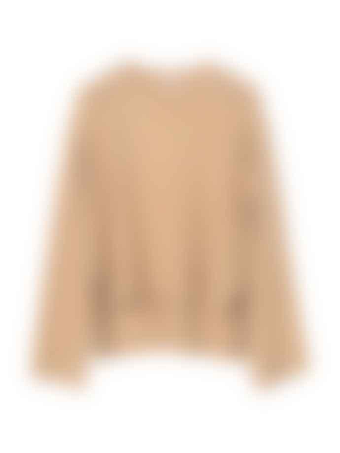 By Malene Birger Bmb Alvia Camel Sweater
