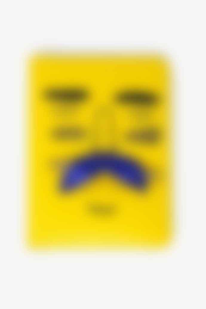 Ark Colour  Mr Moustachio With Pencil