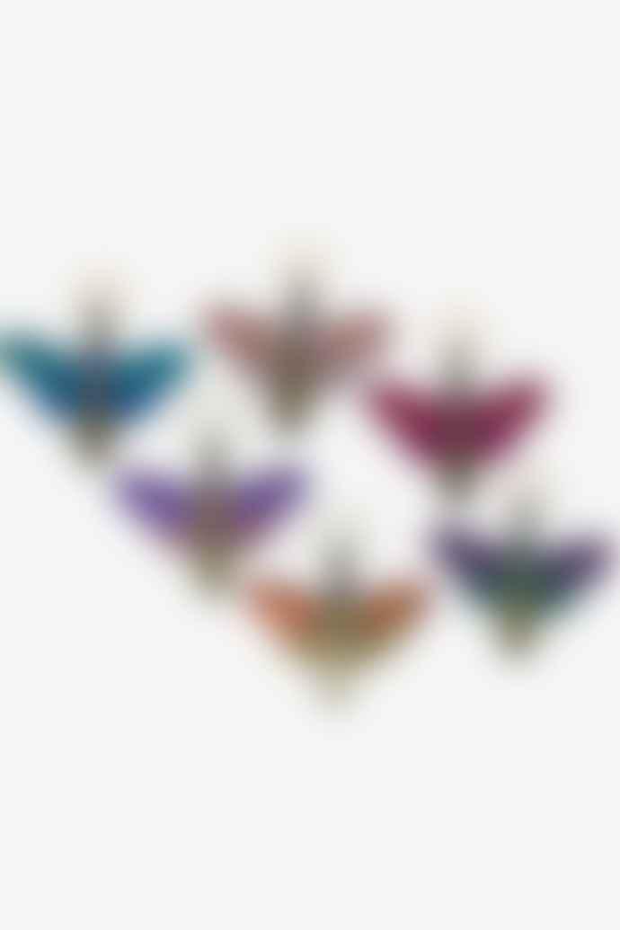 Ark Colour  Butterfly Keyring