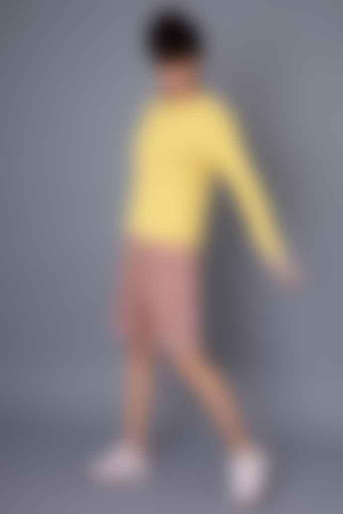 ICHI Karna Pineapple Slice Sweater