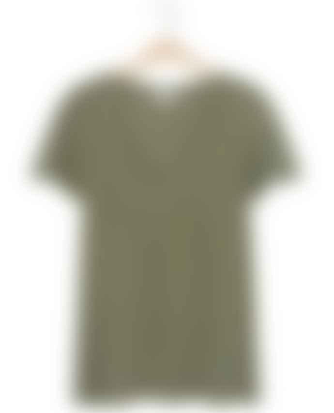 American Vintage Kobibay Olive T Shirt