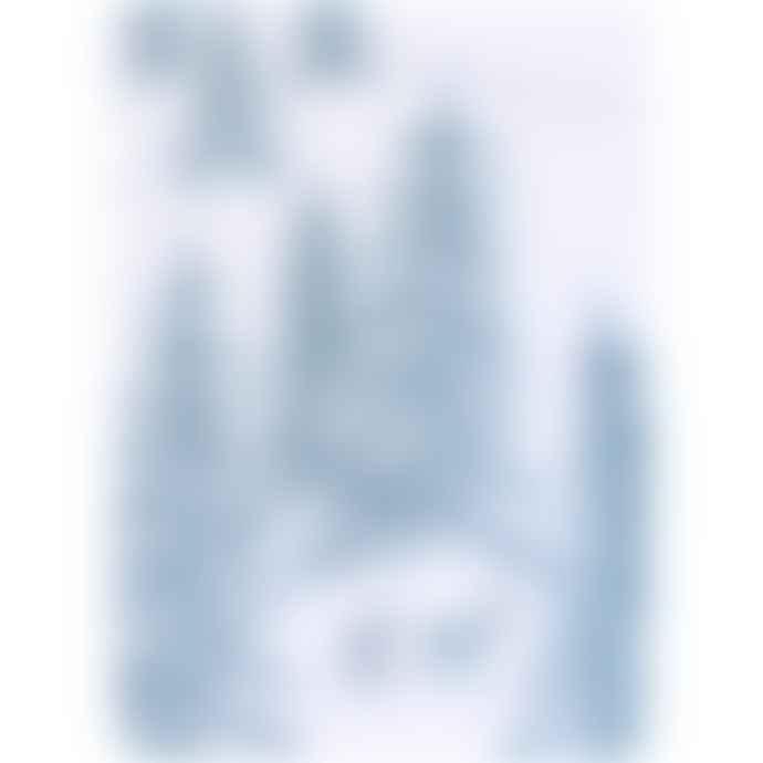 Sylvie Thiriez Winters Tale Superking Reversible Duvet Cover