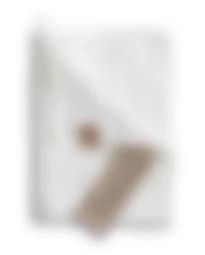 Lovely Linen 35 x 50cm Off White Kitchen Towel