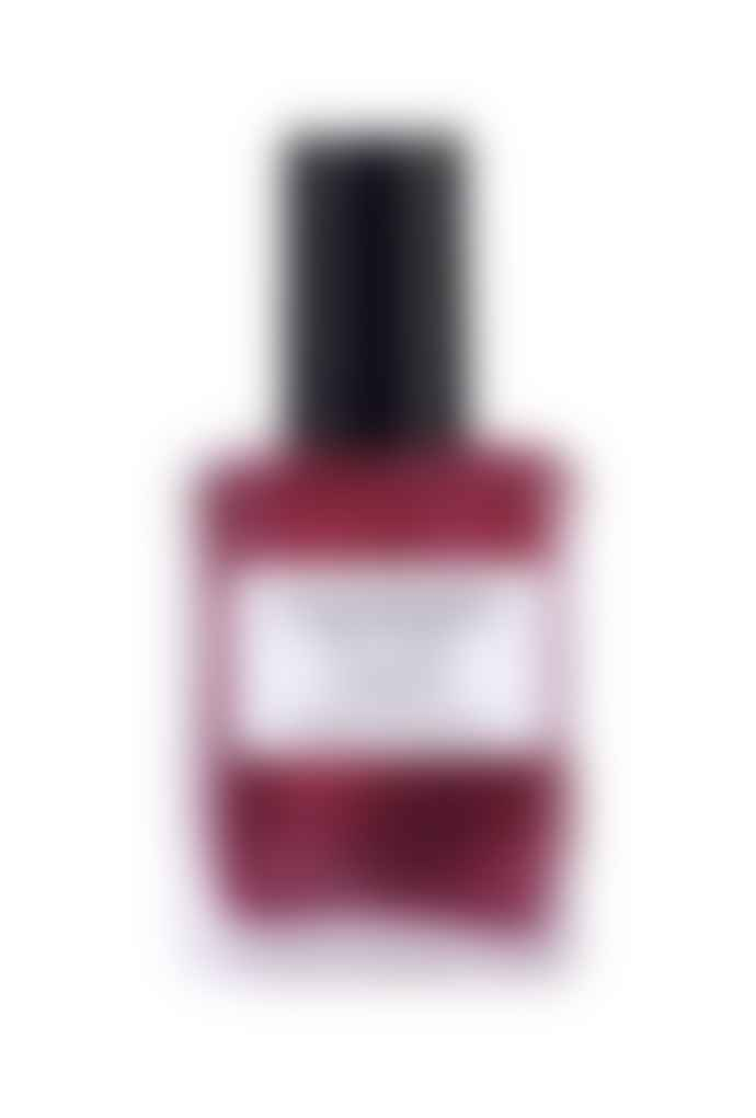 Nailberry Shimmering Burgundy Mystique Red Nail Polish