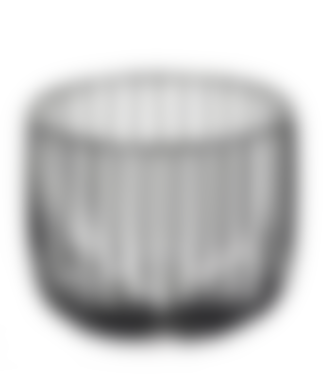 Serax Black Iron Catu Basket