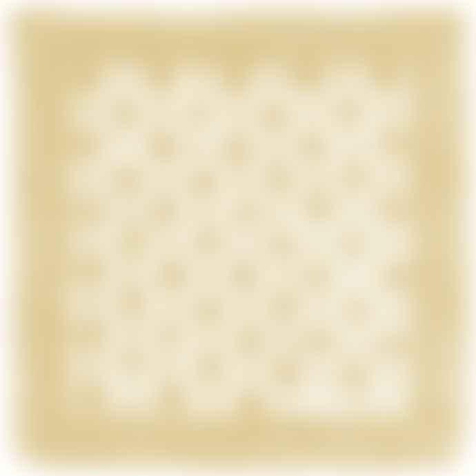 Tine K Home 20 x 20cm Curry Boheme Paper Napkins