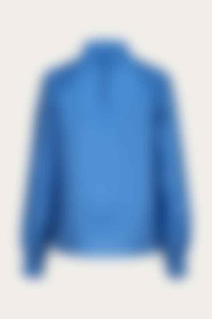 Stine Goya Eddy Top In Blue