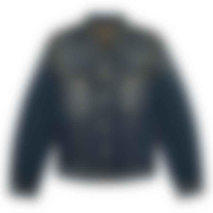 Nudie Jeans Dark Authentic Billy Jacket