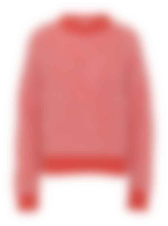 Custommade Vivil Sweater In Poppy