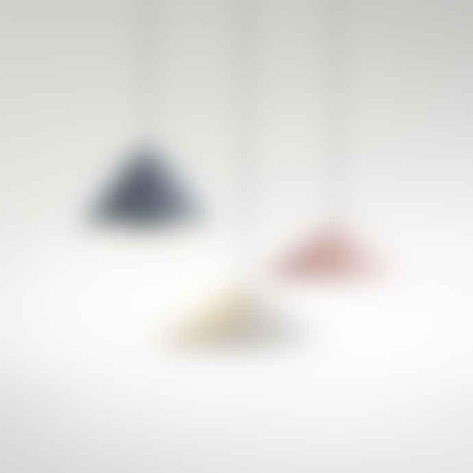 Marset Pu Erh Pendant Light White/Blue 32cm