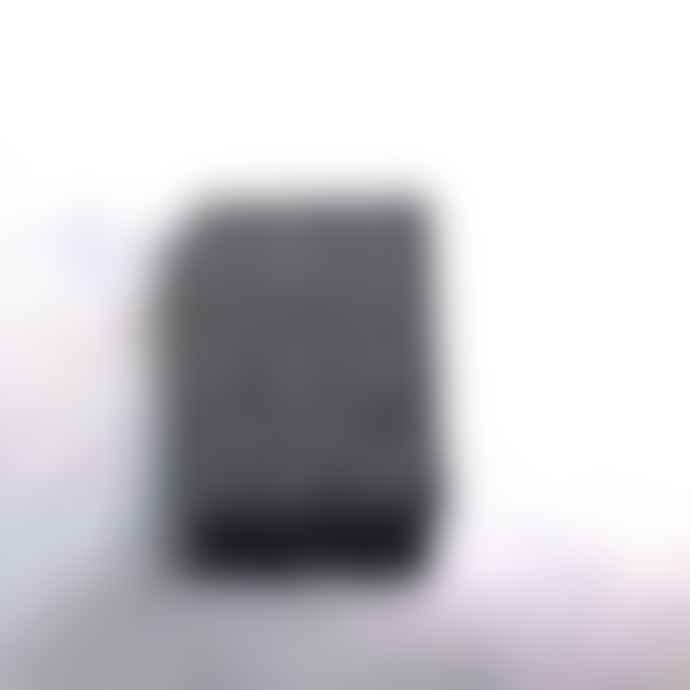Tine K Home 70 x 200cm Black Wool Blanket
