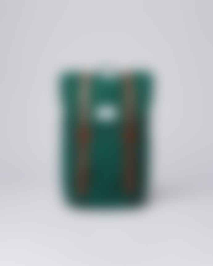 Sandqvist  Backpack Stig | Green