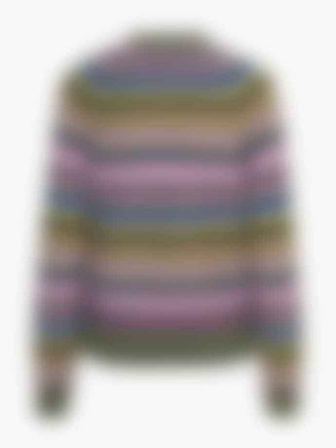 Stine Goya Magdalena Jumper Multistripes