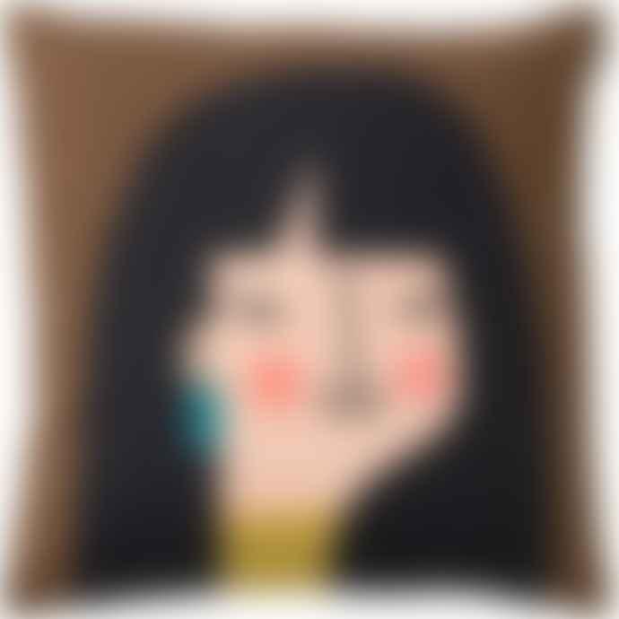 Spira of Sweden Naomi Face Cushion